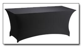 Huren buffettafel met zwarte rok in de Achterhoek en omstreken