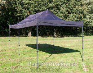 Easy up tent 3x6 meter schuin voorkant huren - Partytentverhuur Doetinchem
